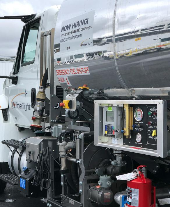 technology in fueling