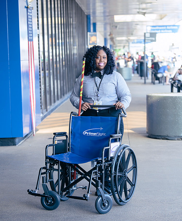 primeflight wheelchair services